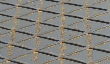 Лист рифленый 5х1500х6000 Ст3сп/пс чечевица