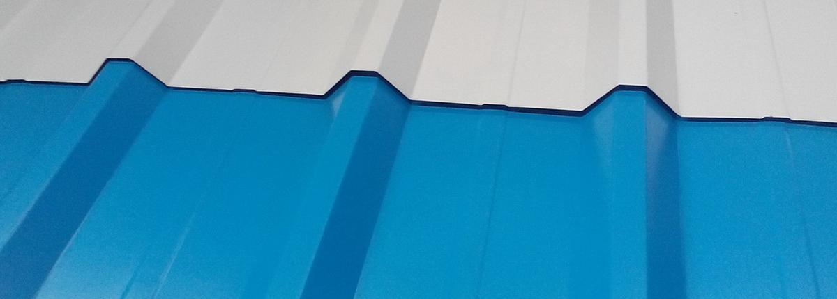 Профлист с полимерным покрытием С17-1090 0,7х1162
