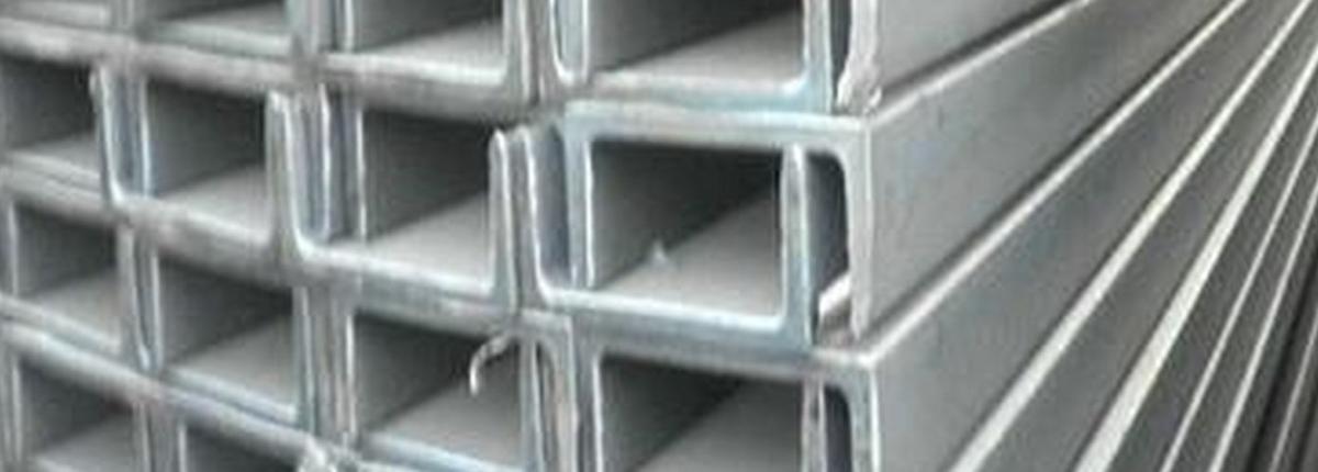 Швеллер гнутый 120x60x4 Ст3 6 м