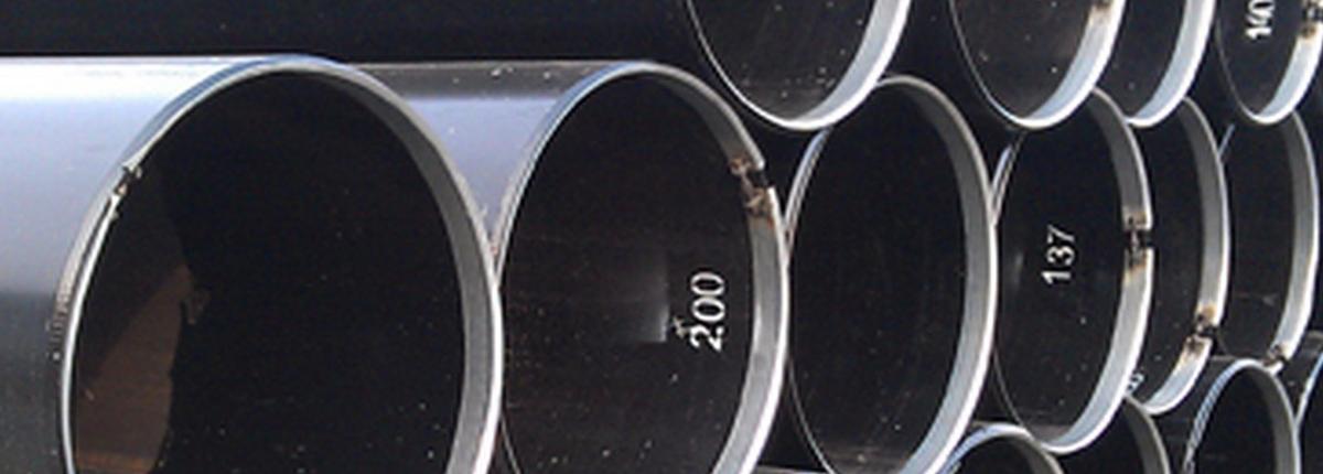 Труба оцинкованная 219х5 Ст3 11,7 м