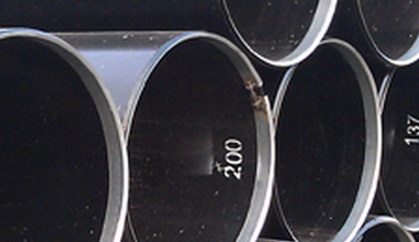 Труба оцинкованная 114х4,5 Ст3 7,8 м